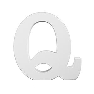 אות מעץ Q
