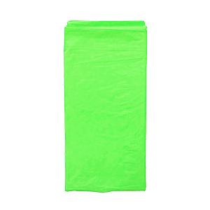 מפת ניילון חלקה ירוק