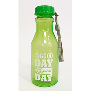 בקבוק שתיה אישי ירוק
