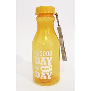 בקבוק שתיה אישי צהוב