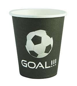 כוסות כדורגל 20 יח'