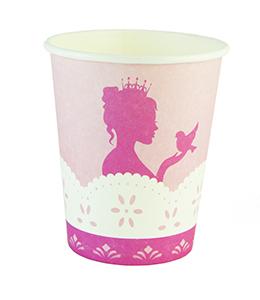 כוסות נסיכה מלכותית 20 יח'