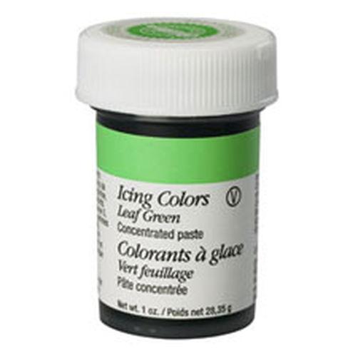 צבע מאכל ירוק עלה