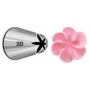 צנטר פרח גדול #2D