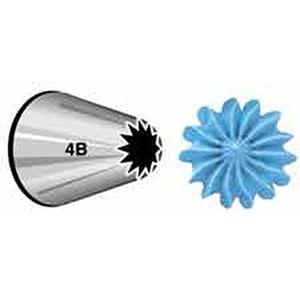 צנטר כוכב פתוח #4B