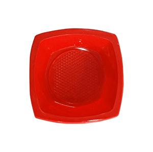 מרקיות פלסטיק אדום 20 יח'