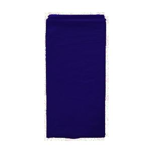 מפת ניילון כחול חלק
