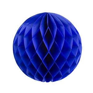 """כדור כוורת כחול 30 ס""""מ"""