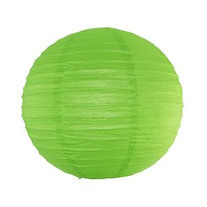 """אהיל נייר ירוק 30 ס""""מ"""