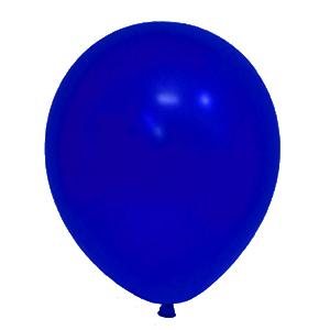 בלונים  מטאלים כחול 20 יח'