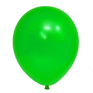 בלונים  מטאלים ירוק 20 יח'