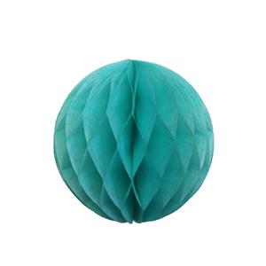 """כדור כוורת טורקיז 10 ס""""מ"""