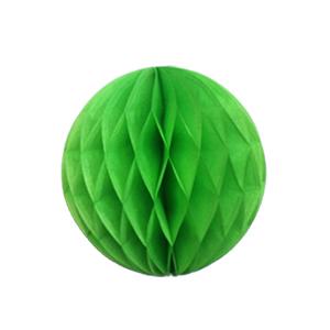 """כדור כוורת ירוק 10 ס""""מ"""