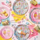 מסיבת גלידות קיצית