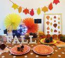 שולחן מעוצב לסתיו