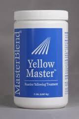 מטפל בכתמים צהובים Yellow Master - MasterBlend USA