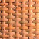 רשת מעץ דקורטיבית