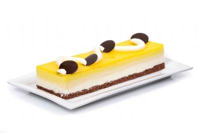 עוגת אינגליש מוס גבינה פסיפלורה