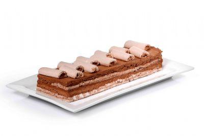 עוגת אינגליש מוס קונקורד