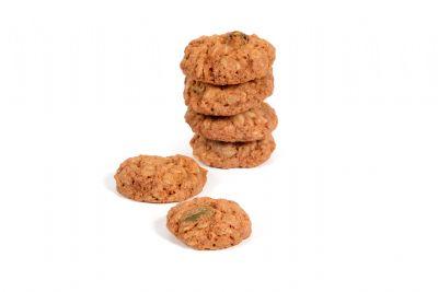 עוגיות גרנולה ללא תוספת סוכר