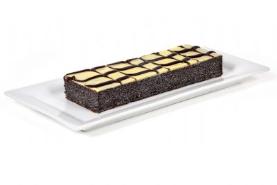 פלטה פרג שוקולד לבן