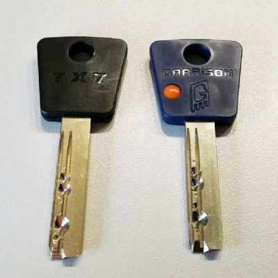 Mul-T-Lock Keys