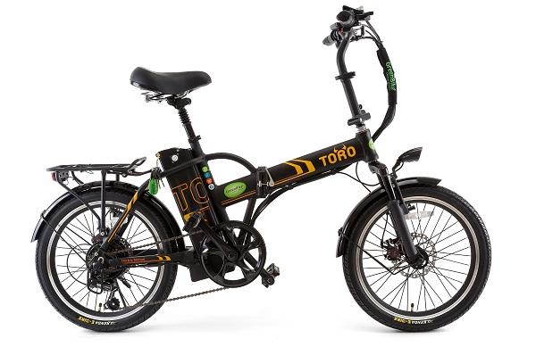 Toro אופניים חשמליות לשטח