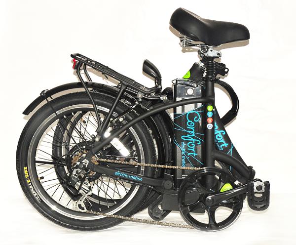 אופניים חשמליות רכבת