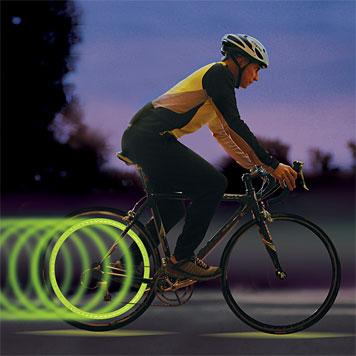 נורת לד לגלגל אופניים