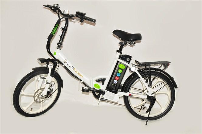 """""""אופניים חשמליים לרכבת"""""""