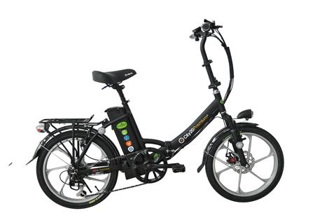 """""""אופניים חשמליים City 20 Premium"""""""