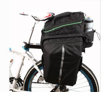 תיק אחורי לסבל האופניים