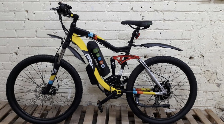 """""""אופניים חשמליים Enduro"""""""