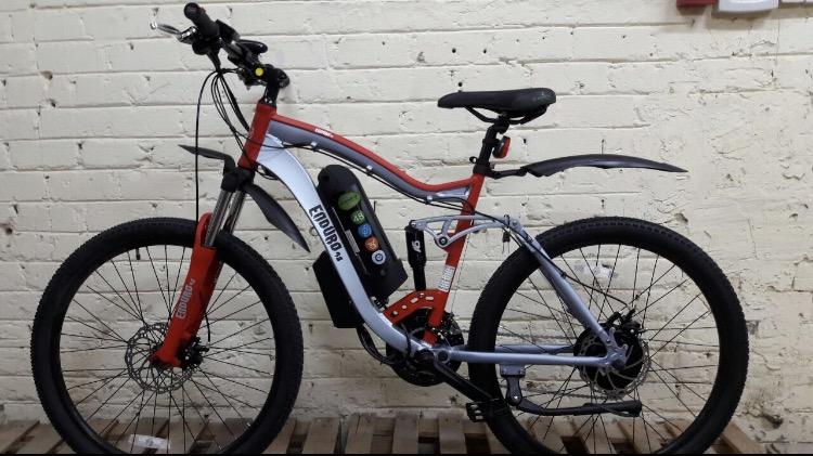 """""""אופניים חשמליות Enduro"""""""