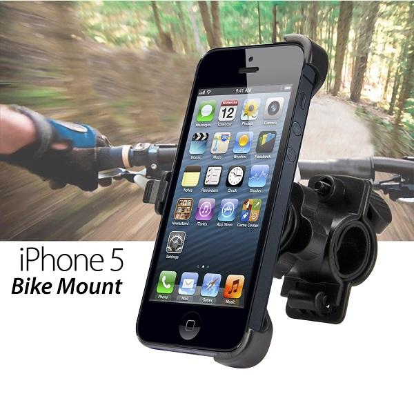 מתקן אייפון 5 לאופניים