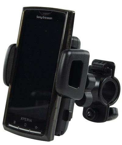מתקן זרועות לאחיזה אופטימלית בטלפון