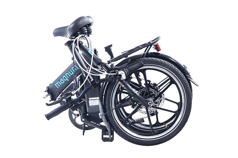 אופניים חשמליות מתקפלות, אופניים חשמליות בצפון