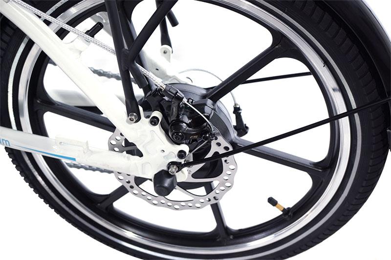 אופניים חשמליות קריות