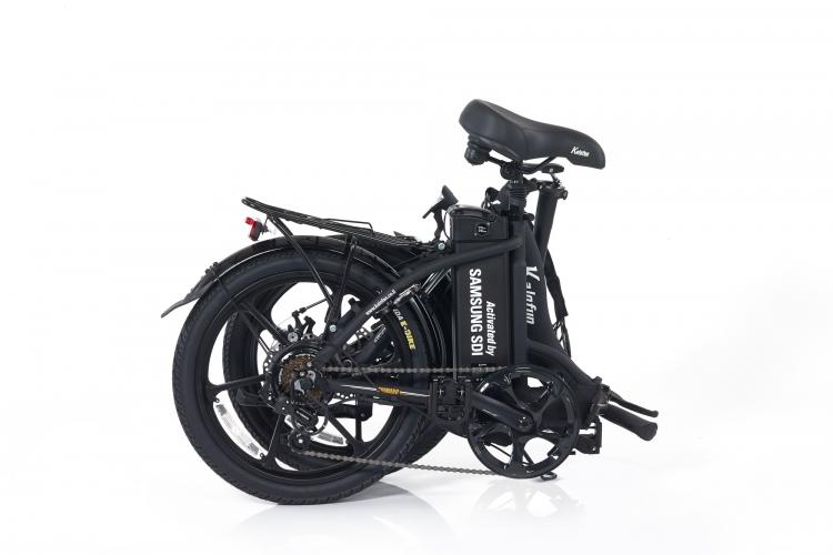 KAKOFUN אופניים חשמליים מתקפלים