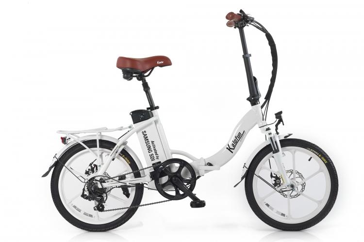 Kalofun אופניים חשמליים נוער