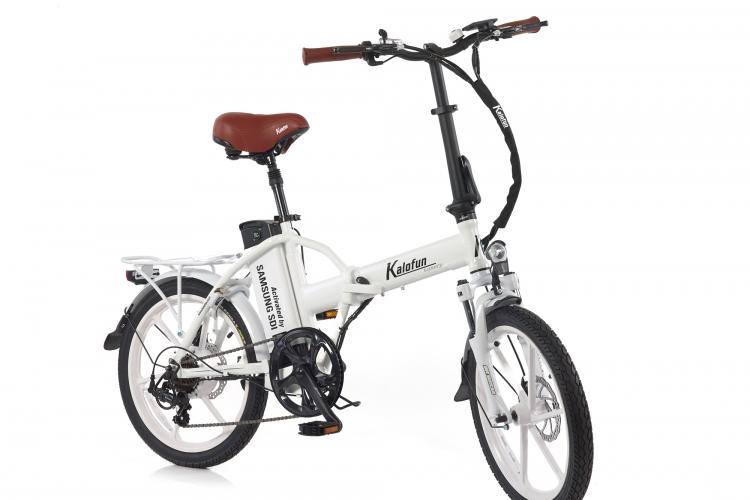 Kalofun אופניים חשמליות במבצע