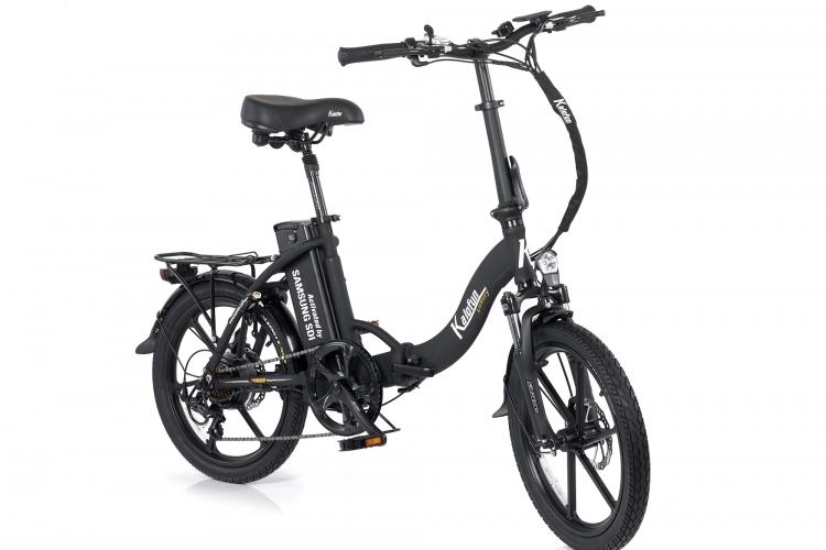 Kalofun אופניים חשמליים מתקפלים
