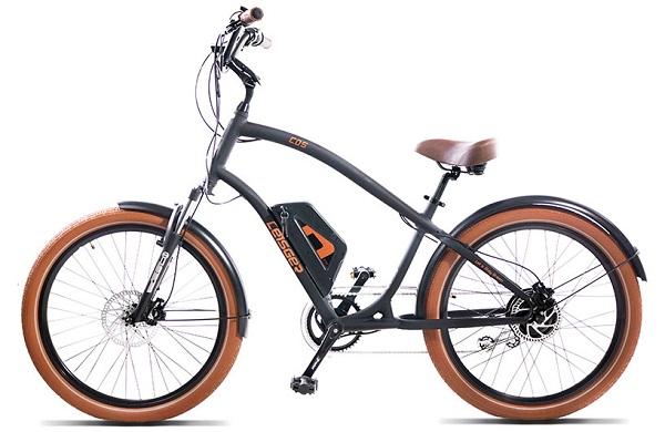 אופניים חשמליות מגנום