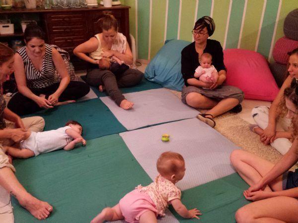 מפגשי אימהות בחופשת לידה בראשון לציון