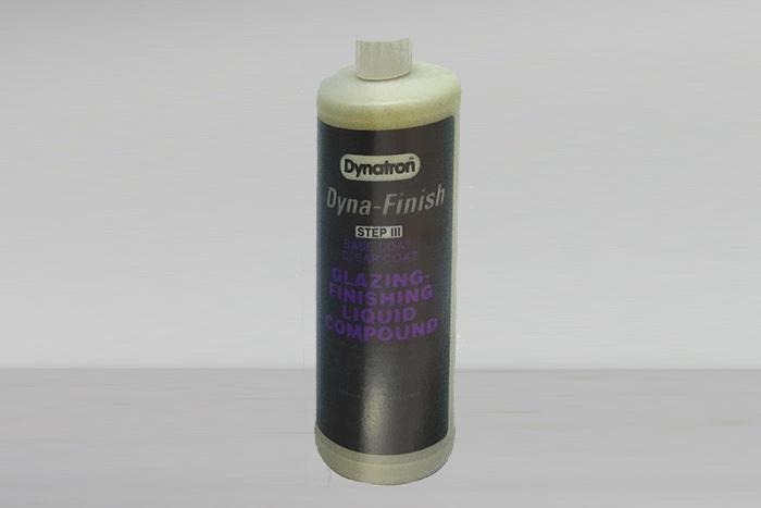 פוליש נוזלי - הברקה STEP 3 - תוצרת Dynatron