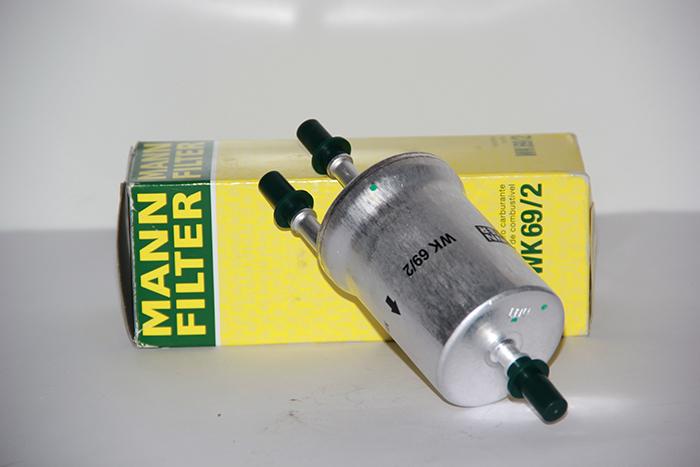 פילטר דלק - תוצרת Maan Filter