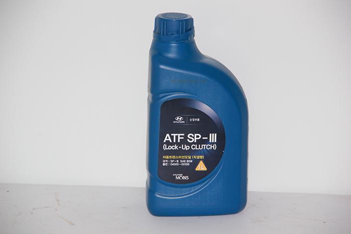 שמן גיר - תוצרת יונדאי - ATF SP3