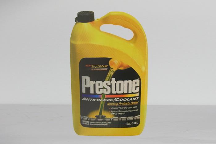 נוזל קירור 4 ליטר - תוצרת Preston