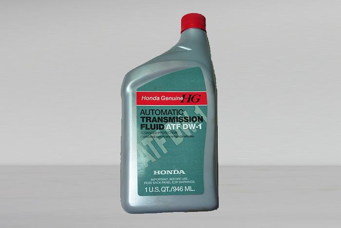 שמן גיר אוטומאטי - תוצרת הונדה - ATF DW-1