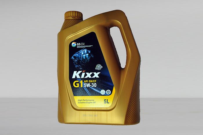 שמן מנוע G1 5W-30 - תוצרת KIXX